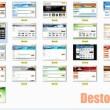 destoon5.0 商业资源 30套企业会员模板